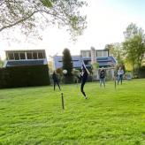 1,5m opkomst: Geitenvoetbal